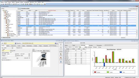 Logiciel ERP Wavesoft, logiciel de gestion