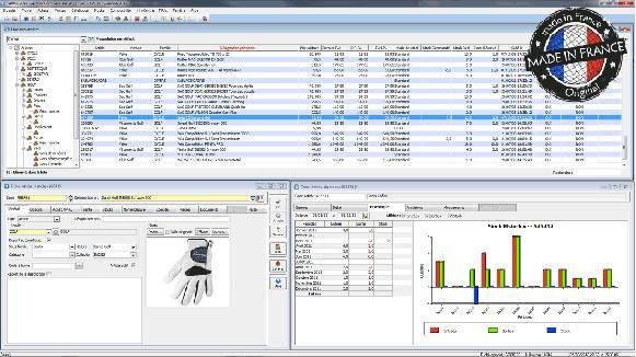 Gestion commerciale avec WavesoftGestion commerciale, devis, facture Wavesoft