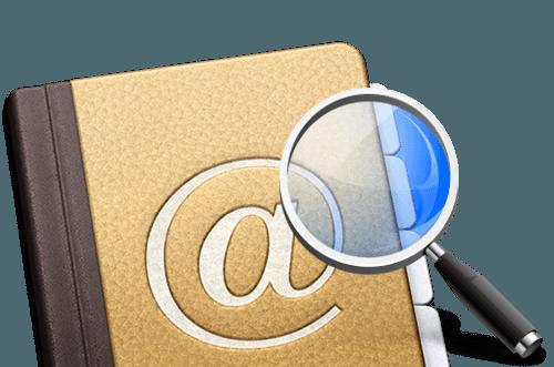 Gestion des contacts et du portefeuille client / prospect