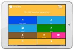 Nuxilog Wavesoft, ERP / PGI sur tablette