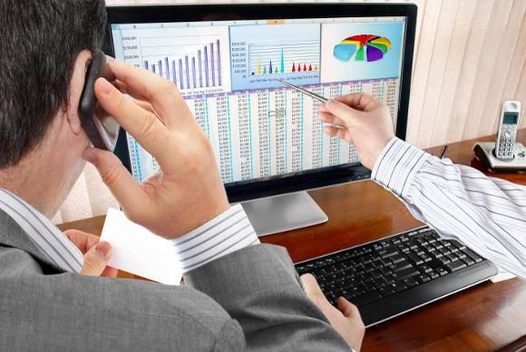 Tableau de bord de gestion de la relation client