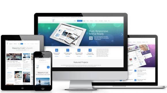 Création de site internet vitrine, offre spéciale pour créateur d'entreprise